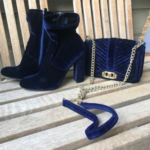 Steve Madden shoes and Rebecca Minkoff Bag